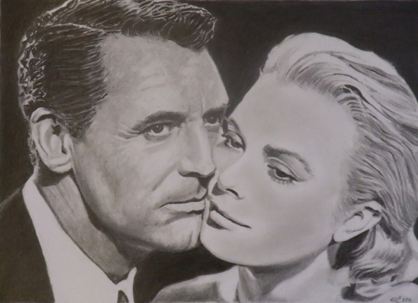Cary Grant par MikeOC